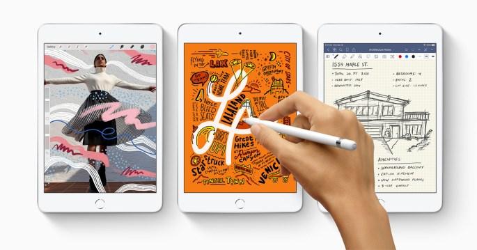 Apple producten: ipad mini 5