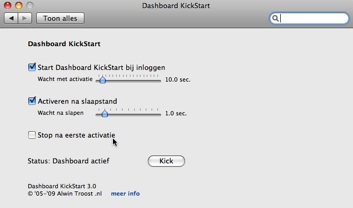 dashboard-kickstart