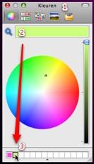 kleurenfavorieten