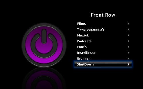 shutdown-frontrow