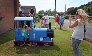 Appleton Wiske - Scarecrow Festival 2016