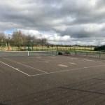 Appleton Wiske - Tennis Court