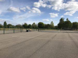 Appleton Wiske - Tennis Courts