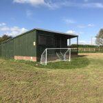 Appleton Wiske - Football Pavilion