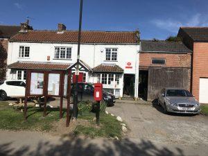 Appleton Wiske - Shop and Post Office
