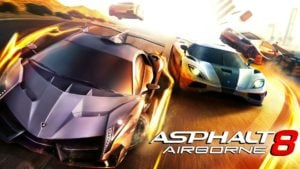 Asphalt 8 Airborne wallpaper
