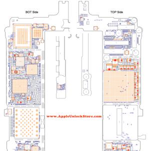 AppleUnlockStore :: Phones :: iPhone 6S Plus Circuit