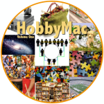 HobbyMac Volume One Disc Label
