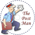 The Post Man Disc Label