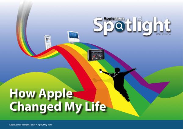 Apr/May 2010 Spotlight Cover