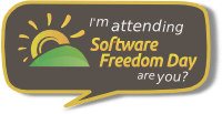 I'm Attending Software Freedom Day 2011