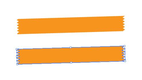 セロハンテープ イラストレーターデータ
