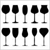 10種類のワイングラス
