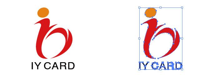 アイワイカード(IY CARD)のロゴマーク