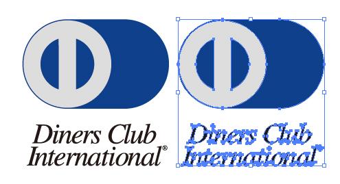 ダイナースクラブ ロゴ