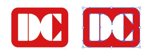 dc カード ロゴ