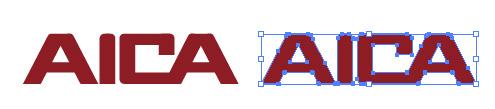アイカ工業株式会社(AICA)のepsロゴ