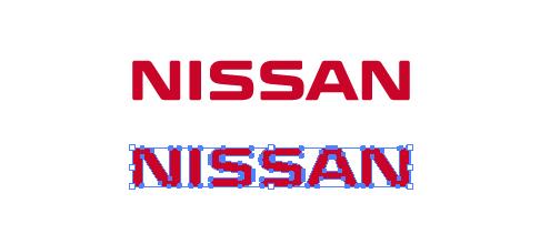 日本の自動車メーカー日産(NISSAN)のepsロゴ