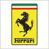 フェラーリ(Ferrari)のロゴ
