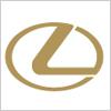 トヨタの高級車ブランド、レクサス(Lexus)のepsロゴ