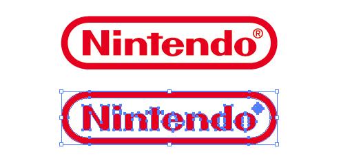 任天堂(Nintendo)のロゴマーク