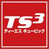 TS CUBIC(ティーエスキュービック) カードのロゴ
