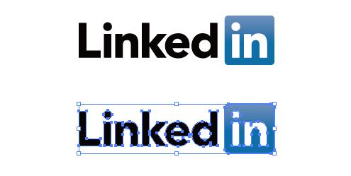 LinkedIn(リンクトイン)のロゴマーク