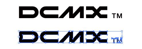 ドコモのクレジット、DCMX(ディーシーエムエックス)のロゴ