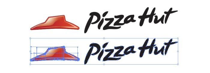 ピザハット(Pizza Hut)のロゴマーク