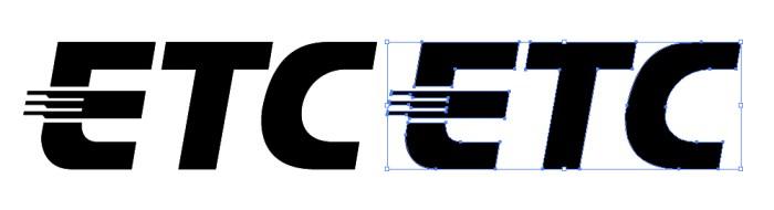 ETCのロゴマーク
