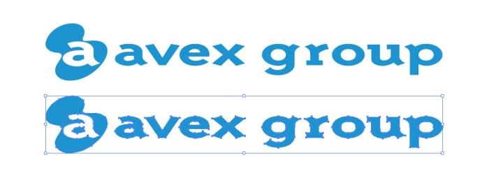 エイベックス・グループ(Avex Group)のロゴマーク