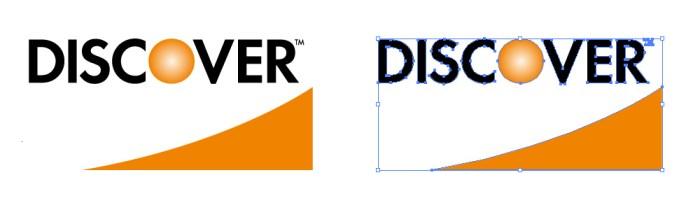 Discover Card(ディスカバーカード)のロゴマーク