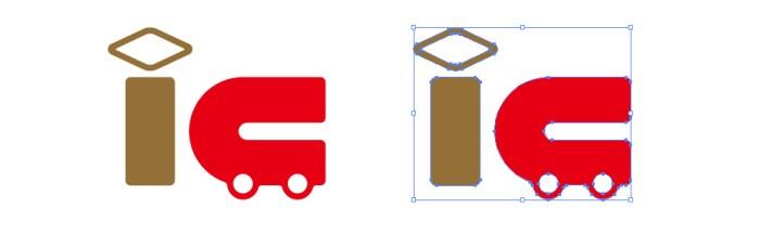 交通系ICカード全国相互使用のロゴシンボルマーク