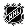 アイスホッケーリーグ(NHL)のロゴマーク