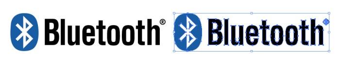 Bluetooth(ブルーツース)のロゴマーク