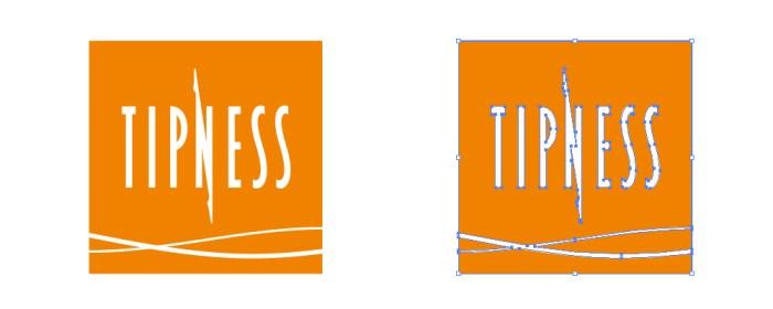 ティップネス(TIPNESS)のロゴマーク