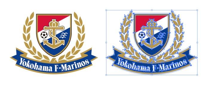 横浜F・マリノス(Yokohama F・Marinos)のロゴマーク