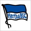 ヘルタ・ベルリン(Hertha BSC Berlin)のロゴマーク
