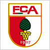 FCアウクスブルク(FC Augsburg)のロゴマーク