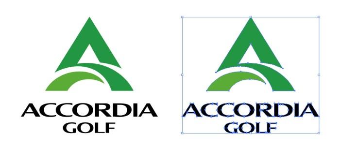 アコーディア・ゴルフ(Accordia Golf)のロゴマーク