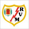 ラーヨ・バジェカーノ(Rayo Vallecano)のロゴマーク