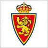 レアル・サラゴサ(Real Zaragoza)のロゴマーク