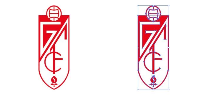 グラナダ・クルブ・デ・フトボルのロゴマーク