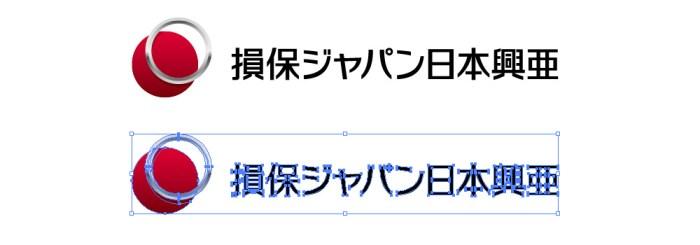 損保ジャパン日本興亜のロゴマーク
