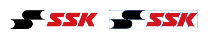 SSK(エスエスケー)のロゴマーク