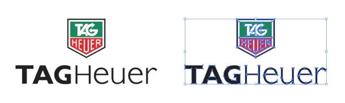タグ・ホイヤー(TAG Heuer)のロゴマーク