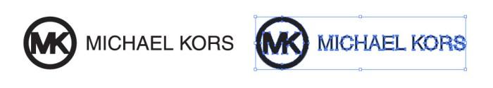 マイケル・コース(Michael Kors)のロゴマーク