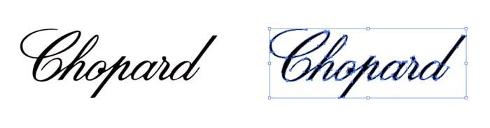 ショパール(Chopard)のロゴマーク