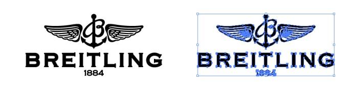 ブライトリング(Breitling)のロゴマーク