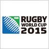 ラグビーワールドカップ ( Rugby World Cup 2015) のロゴマーク